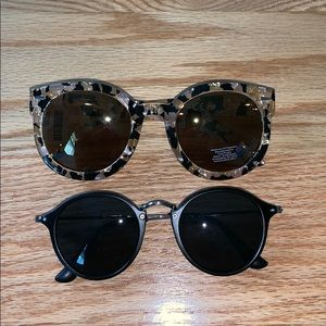 Accessories - Sunglasses from Free People and Princess Polly